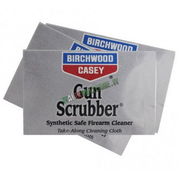 Salviette Gun Scrubber Wipes
