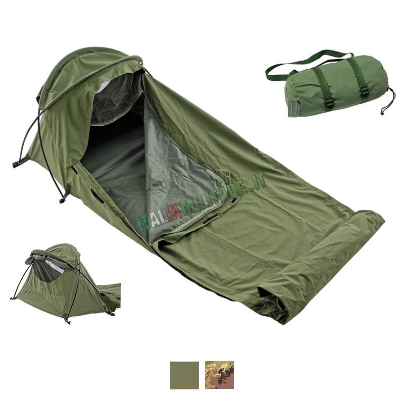 Copri Sacco a Pelo Bivi Tent Defcon 5