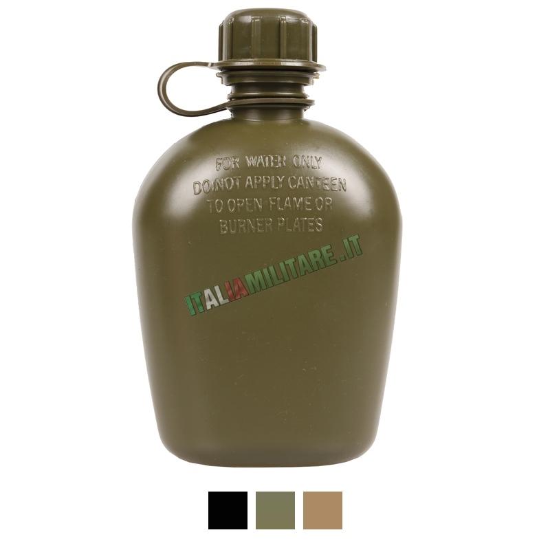 Borraccia Militare Rigida da 1 Litro