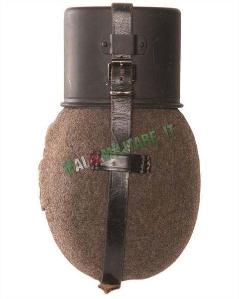 Laccio in Pelle per Borraccia Tedesca WWII Militare