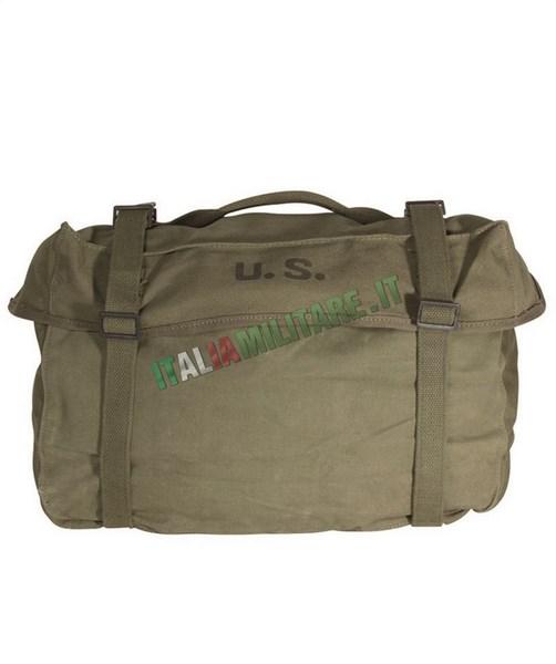 Borsa Militare Americana Cargo Bag 1945 Originale