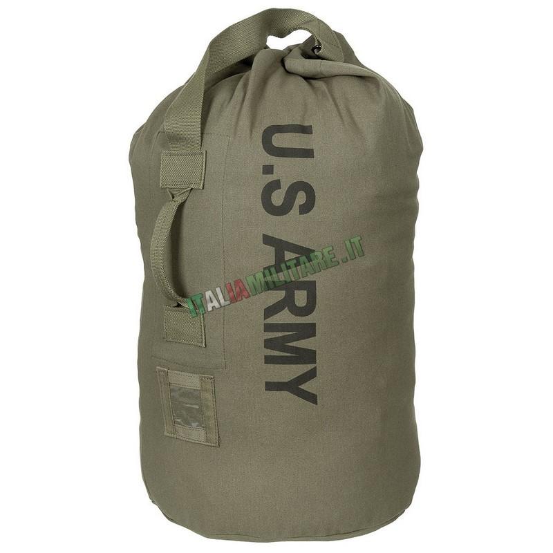 Borsa Militare Americana US ARMY con Logo