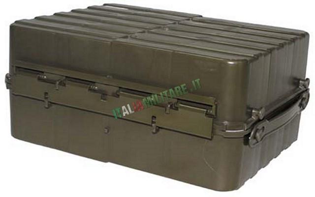 Box Munizioni Militare per Trasporto Granate