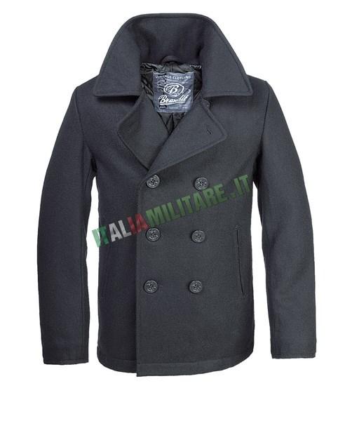 Giacca Brandit da Uomo Pea Coat
