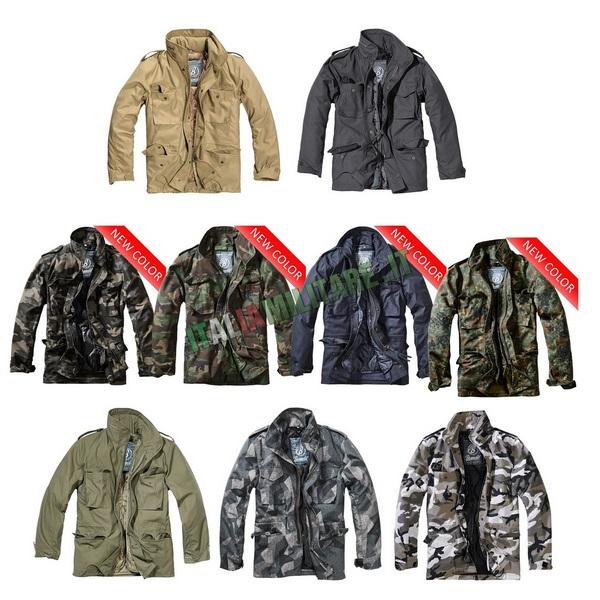 Giacca Brandit M-65 Field Jacket Classic