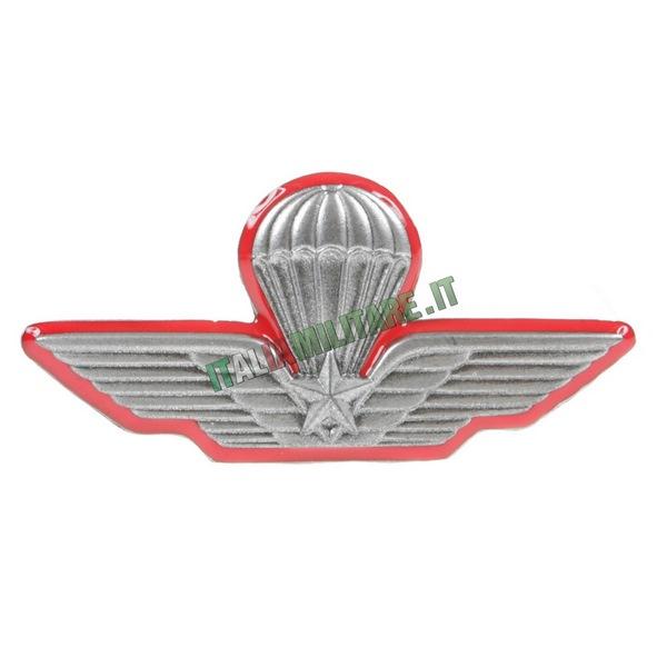 Brevetto Paracadutista Militare da Direttore di Lancio