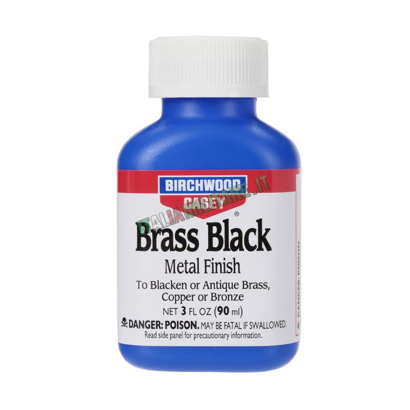 Brunitore a Freddo Ottone Brass Black Liquido 88ml
