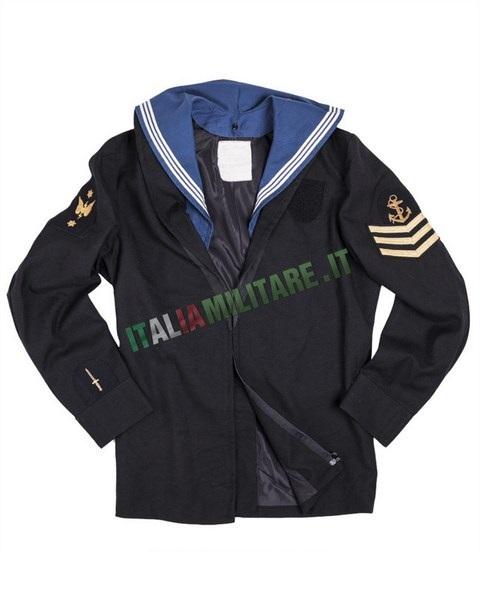 Camicia da Marinaio Militare Inglese Originale