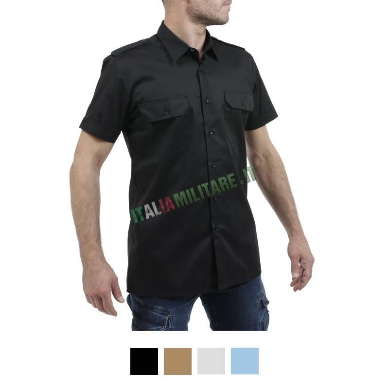 Camicia da Servizio MilTec Manica Corta