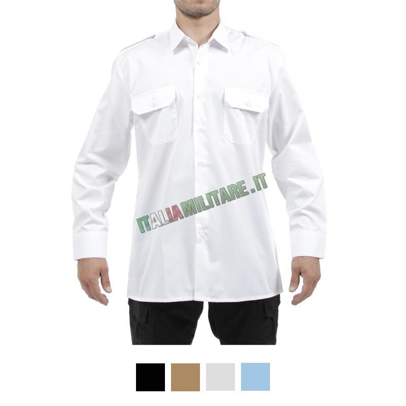 Camicia da Servizio MilTec Manica Lunga