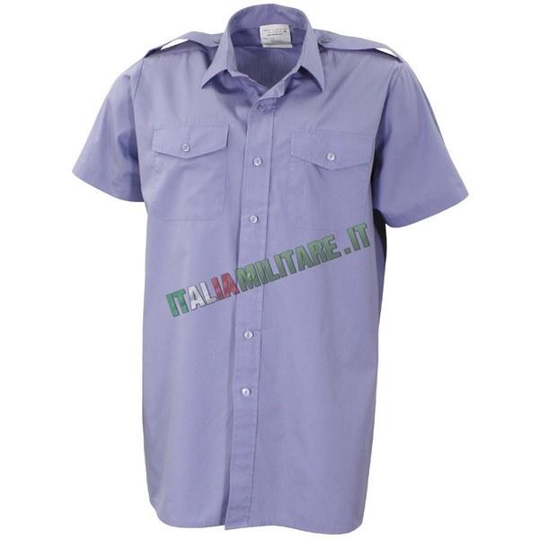 Camicia RAF Militare Inglese Corta Originale