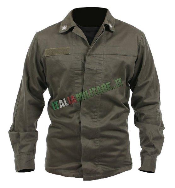 Camicia Militare Esercito Italiano Originale