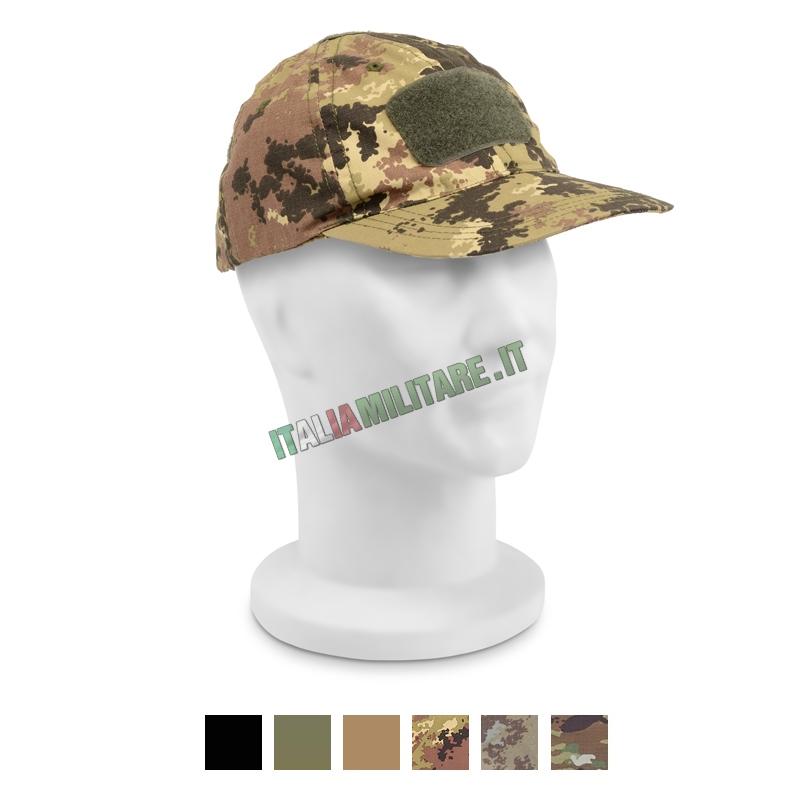 Cappello Baseball Militare Openland