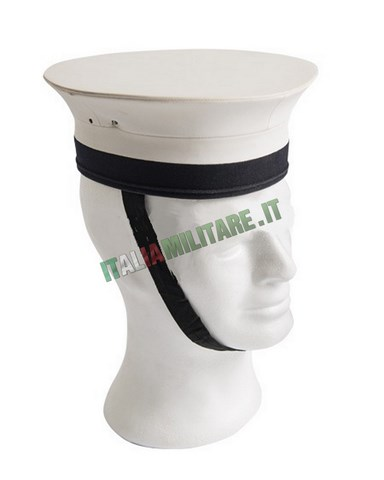 Cappello da Uniforme Militare Tedesco Marinaio Originale