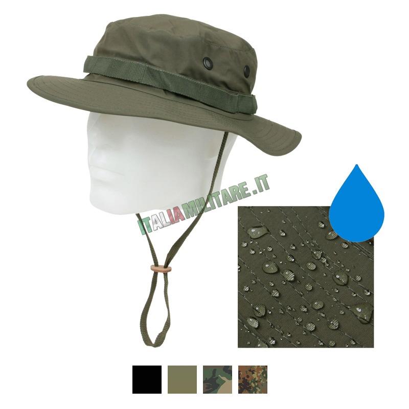 Cappello Jungle Impermeabile Traspirante