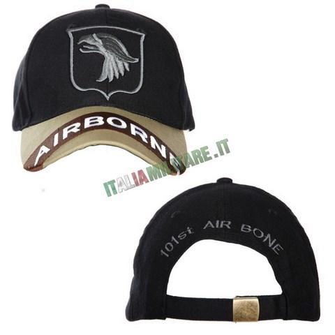 Cappello 101 st Airborne Militare Americano