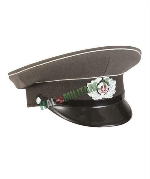 Cappello Militare Tedesco NVA Originale da Ufficiale