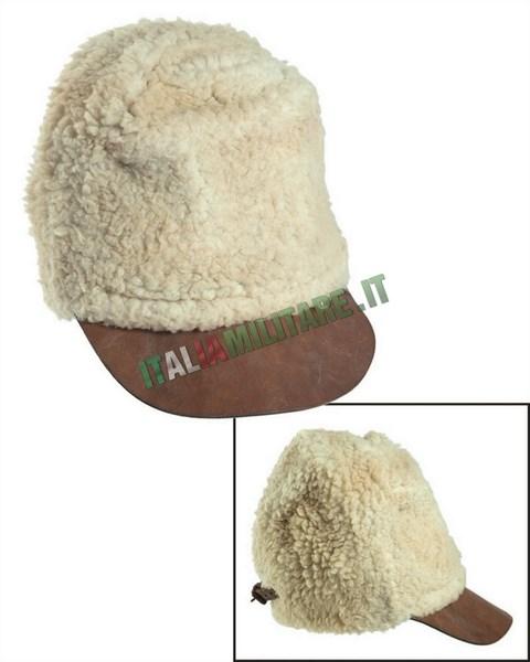 Cappello Militare Svedese Invernale Originale