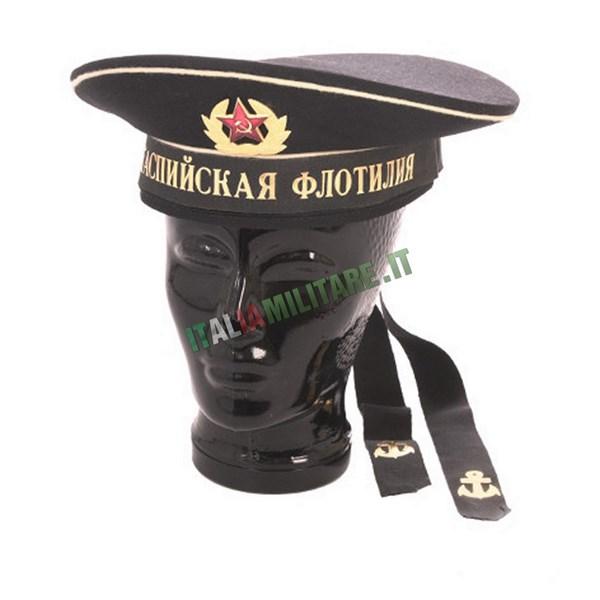 Cappello Russo da Marinaio Militare Originale