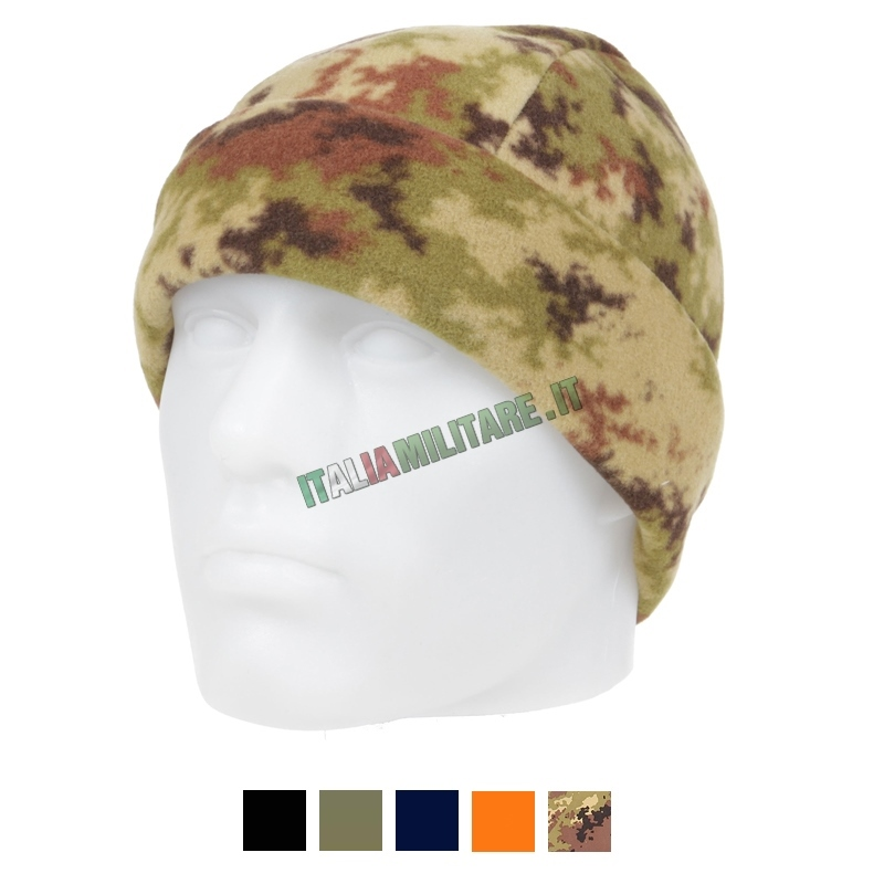 Cappello in Pile Militare