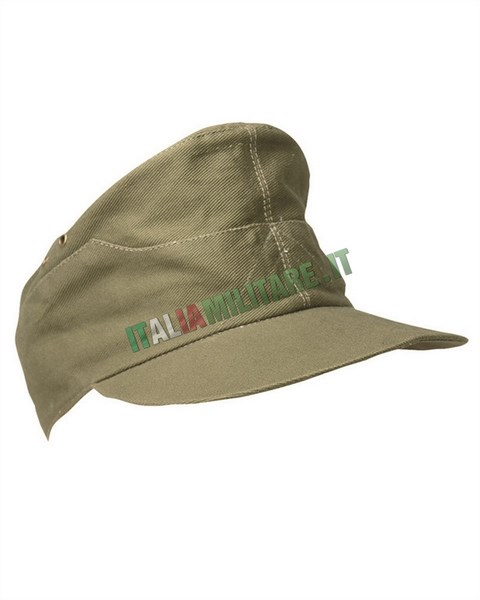 Cappello Militare Tedesco WWII Wehrmacht M40 Tropical
