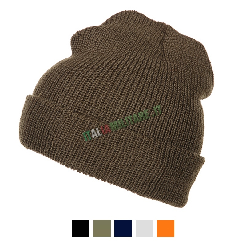 Cappello Militare Watch Cap Rough