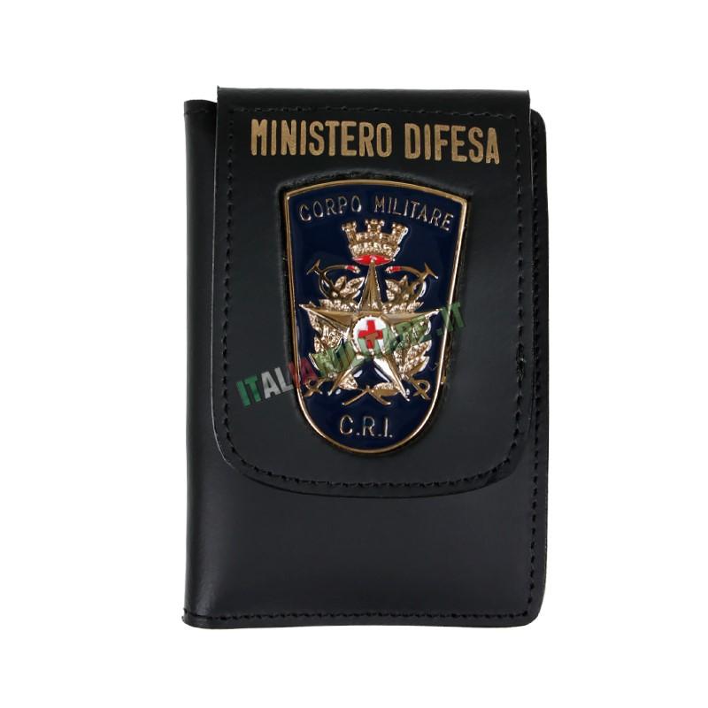 Portafoglio Porta Distintivo Croce Rossa Militare VEGA 1WD52