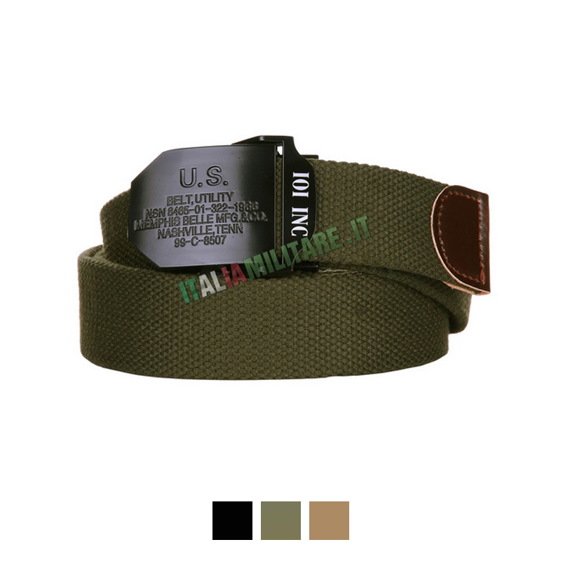 Cintura 101 Inc US Army