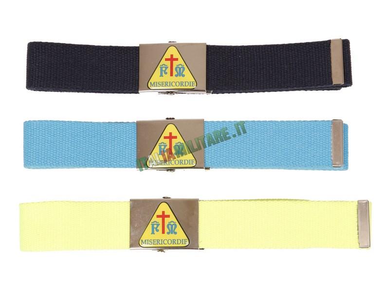 Cintura con Logo Misericordie
