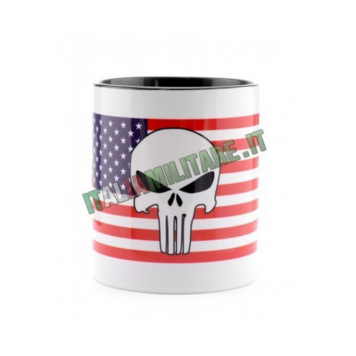 Tazza Punisher USA