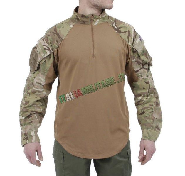 Combat Shirt PCS Inglese Mimetica MTP Originale Nuova