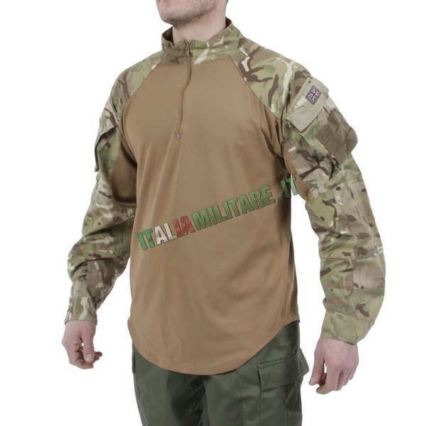 Combat Shirt PCS Inglese Mimetica MTP Originale