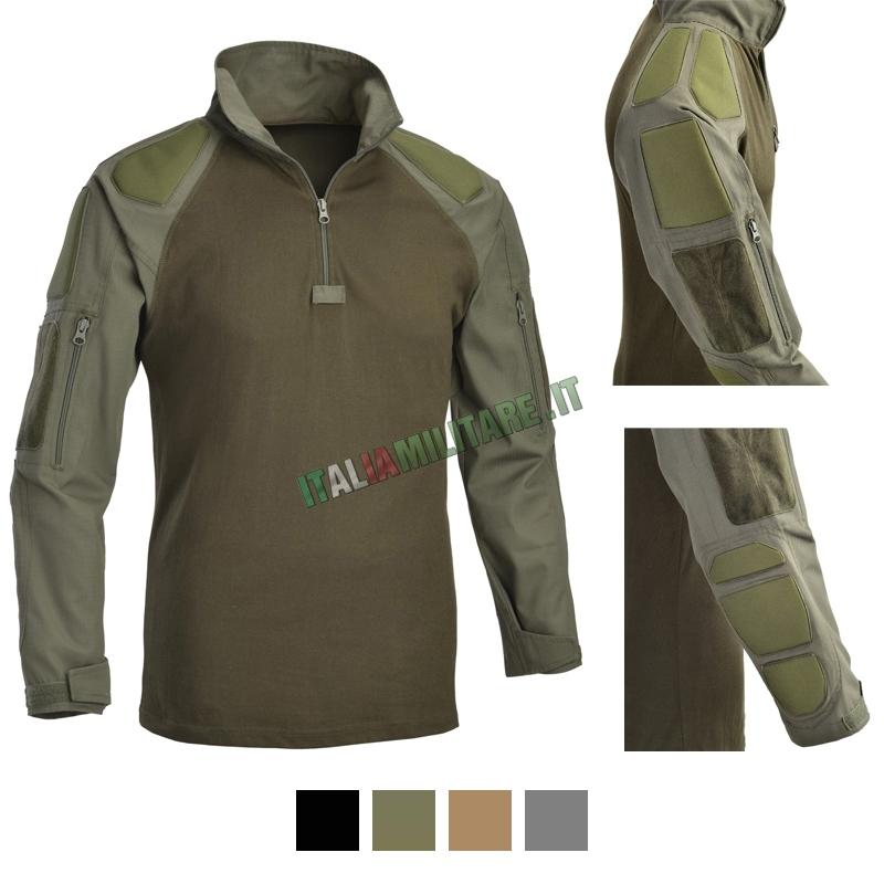 Combat Shirt Defcon 5 con Protezioni