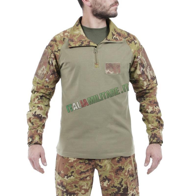 Combat Shirt Vegetata OMD - Nuovo Modello