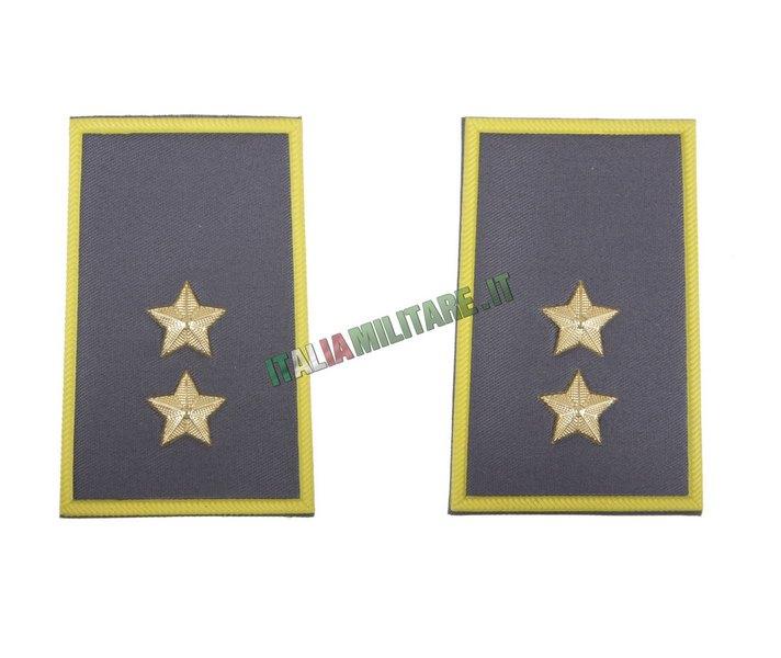 Coppia di Gradi Guardia di Finanza da Tenente