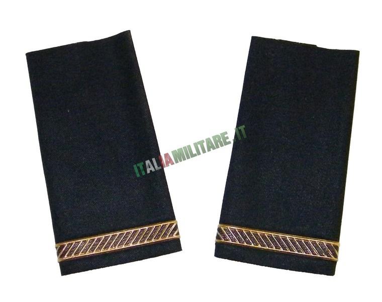 Coppia di Gradi Marina Militare Italiana Capo 3° Classe