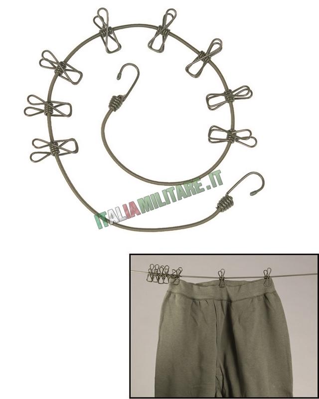 Corda Elastica per Bucato - Appendibiancheria