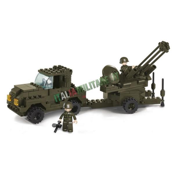 Costruzioni Sluban Militari mod Contraerea