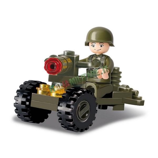 Costruzioni Sluban Militari mod Soldato