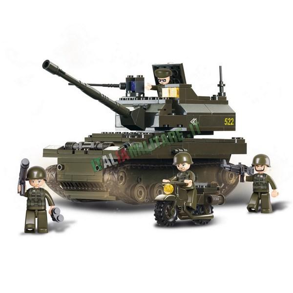 Costruzioni Sluban Militari mod Carroarmato M38-B9800
