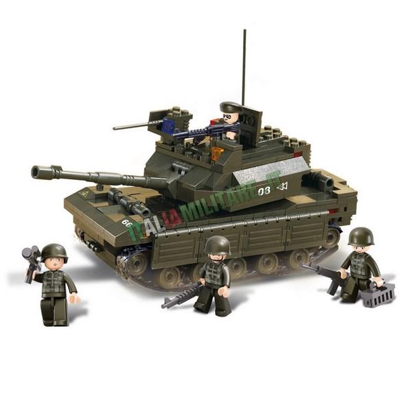 Costruzioni Sluban Militari mod Carroarmato M38-B6500