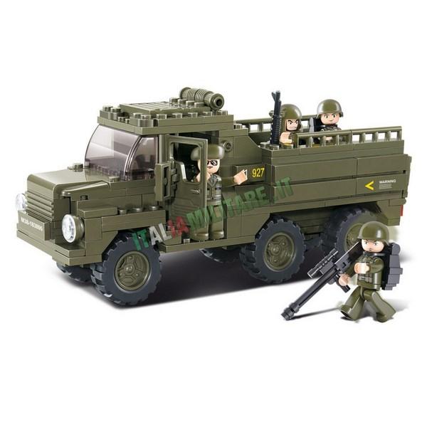 Costruzioni Sluban Militari mod Camion Trasporto Truppe