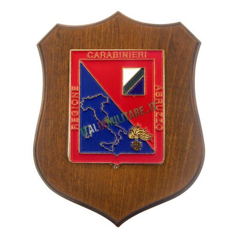 Crest Carabinieri Legione Abruzzo