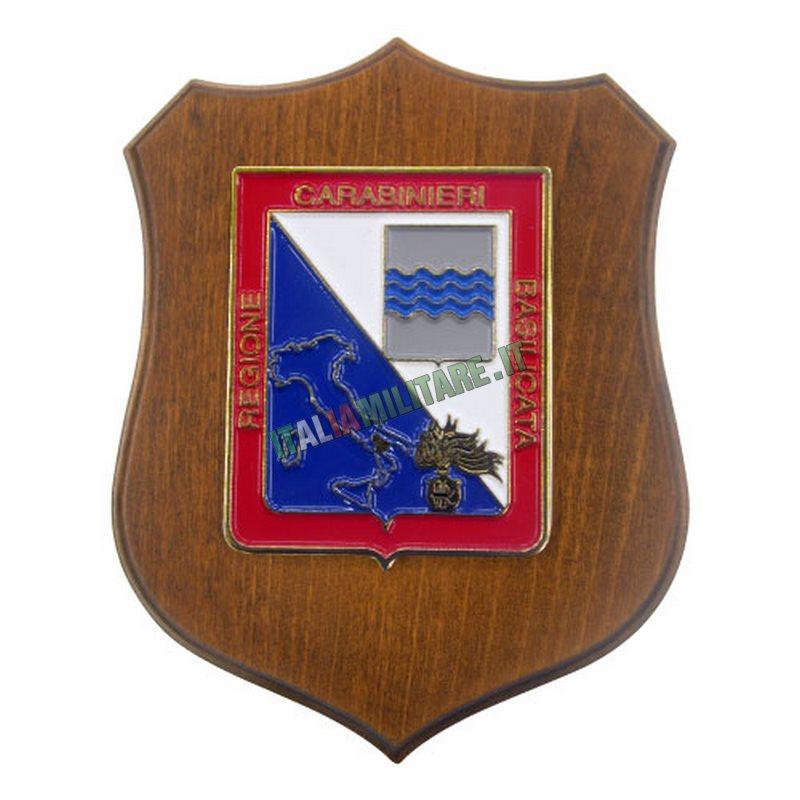 Crest Carabinieri Legione Basilicata