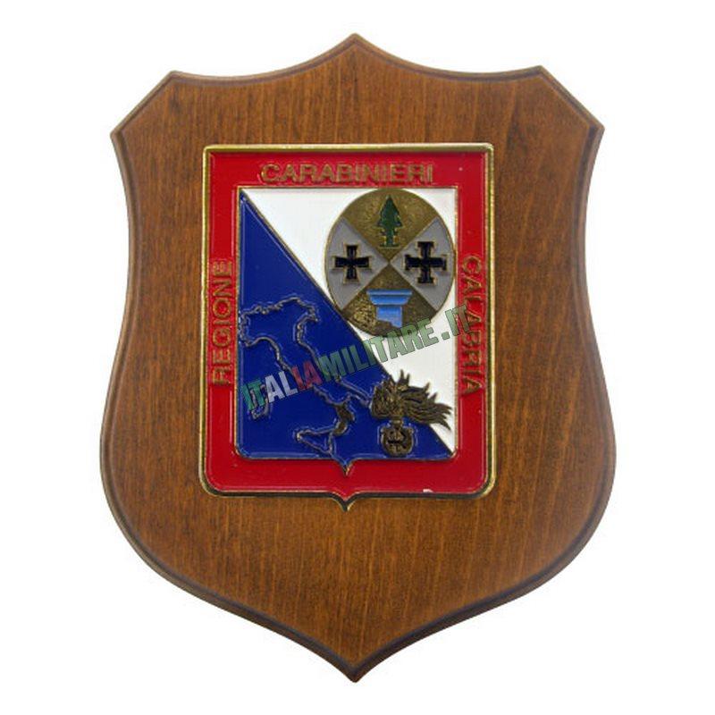 Crest Carabinieri Legione Calabria