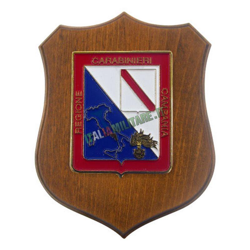 Crest Carabinieri Legione Campania