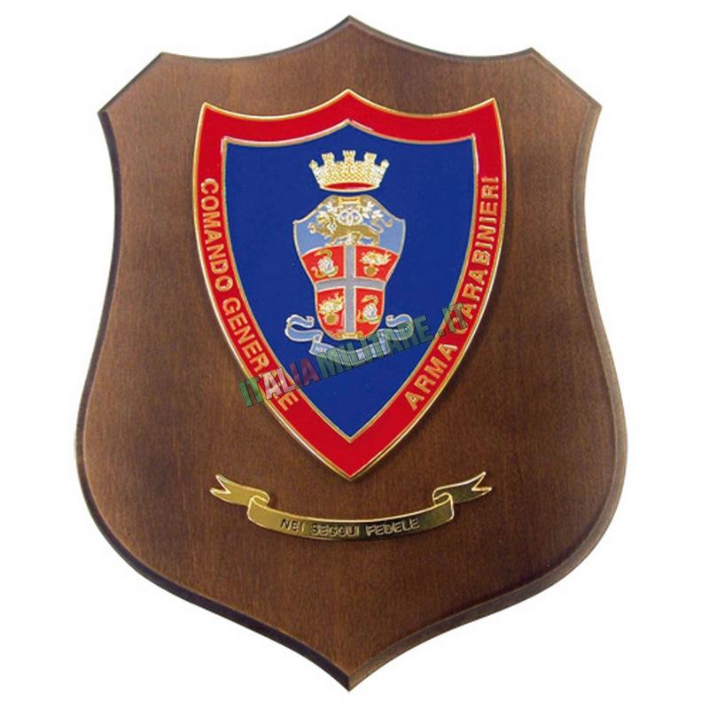 Crest Comando Generale Arma dei Carabinieri
