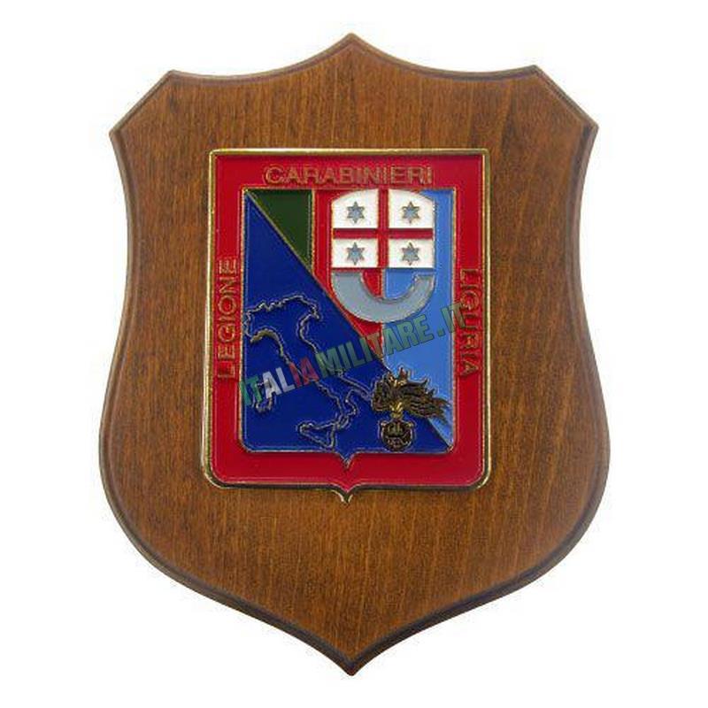 Crest Carabinieri Legione Liguria