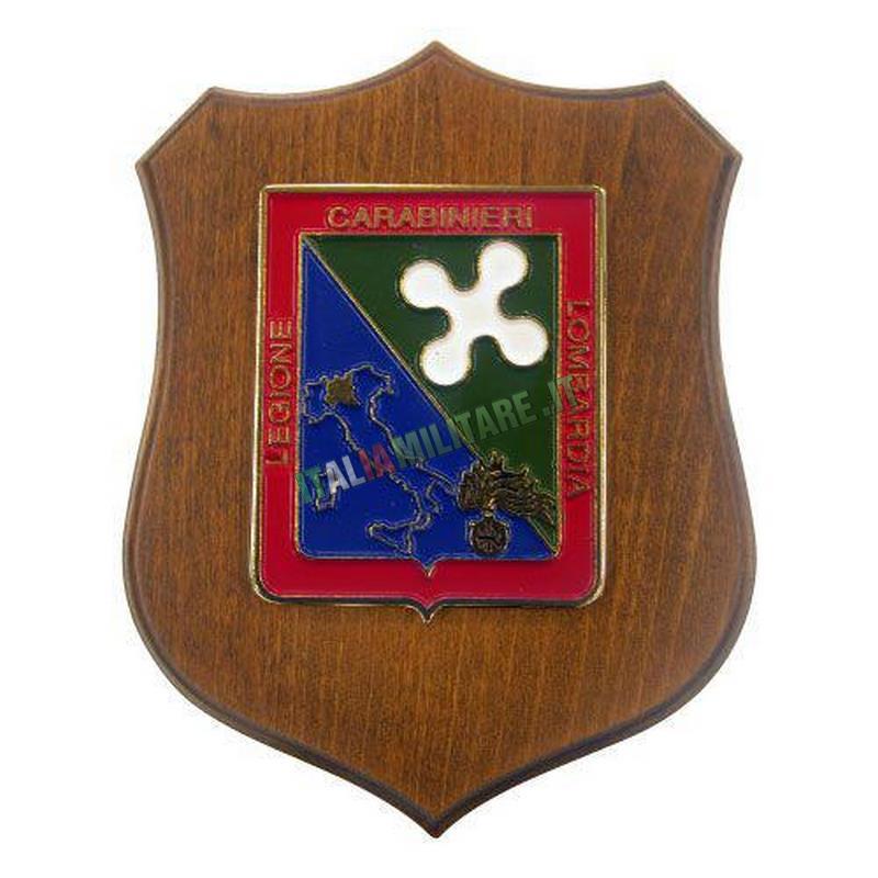 Crest Carabinieri Legione Lombardia