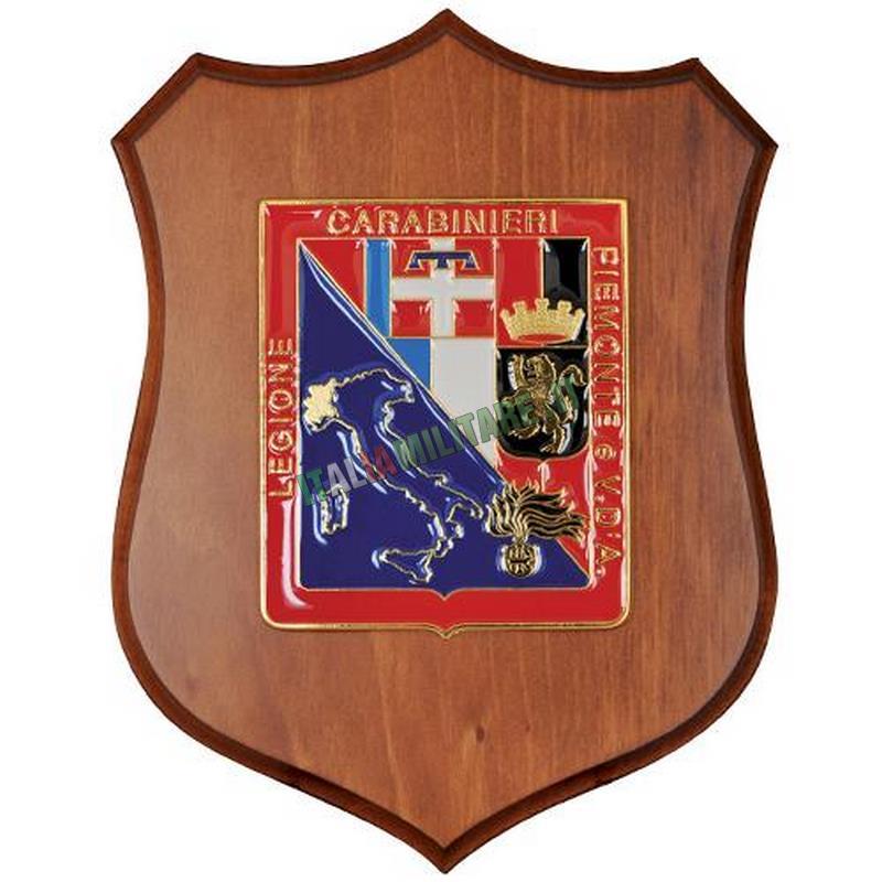 Crest Carabinieri Legione Piemonte e Valle D'Aosta